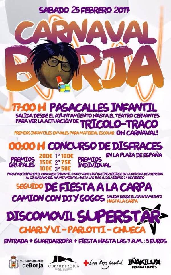 carnavalborja17