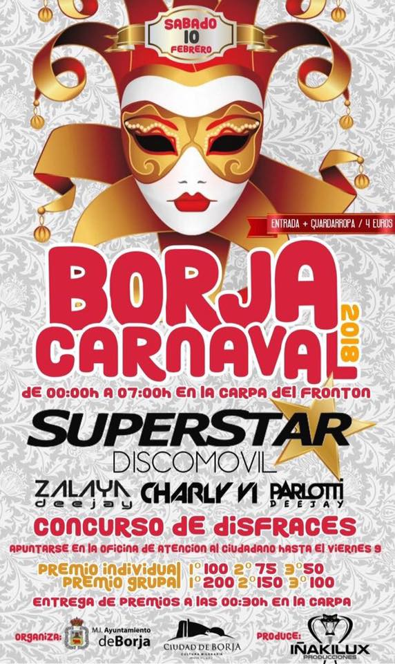 carnavalborja18